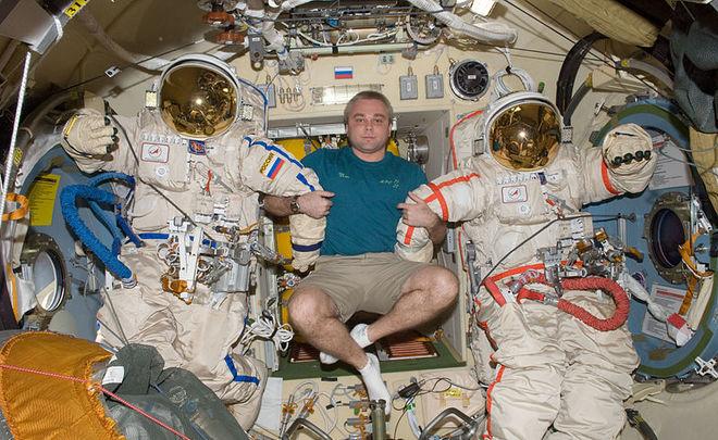 Роскосмос сократит состав экипажа МКС из экономии