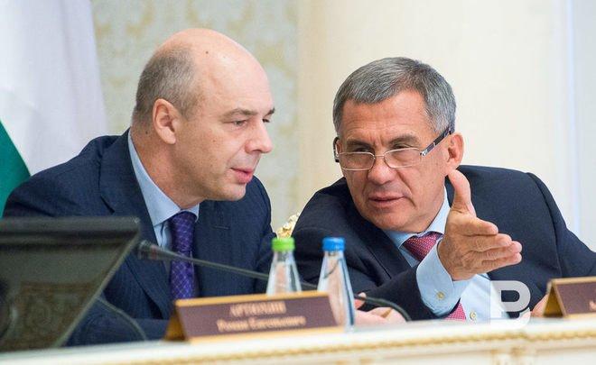 Казань: Антон Силуанов скептически отнесся к скоростной дороге Москва