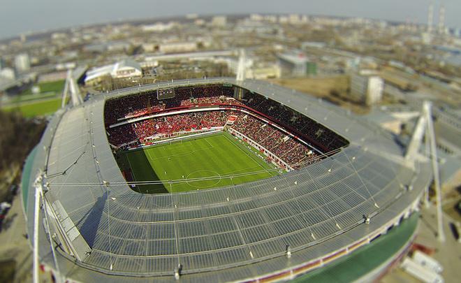 Матч может пройти нановом стадионе ЦСКА— Гана