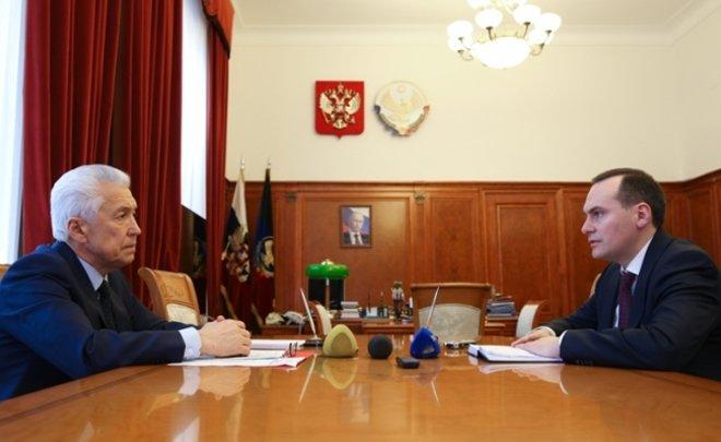 Васильев иЗдунов поведали оскорых переменах в руководстве Дагестана