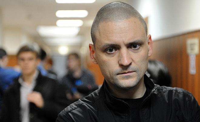 Сергей Удальцов отказался отдачи показаний вСледственном совете