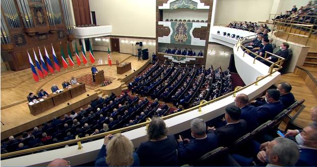 Минниханов предложил объявить 2021 год Годом сохранения родных языков и народного единства