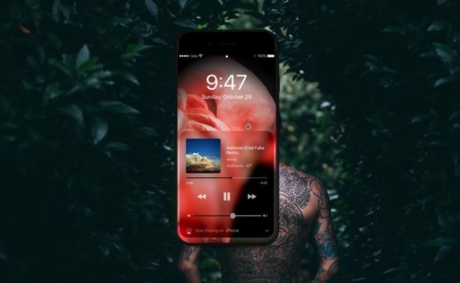 Вглобальной сети появилось видео сдизайном нового iPhone 8