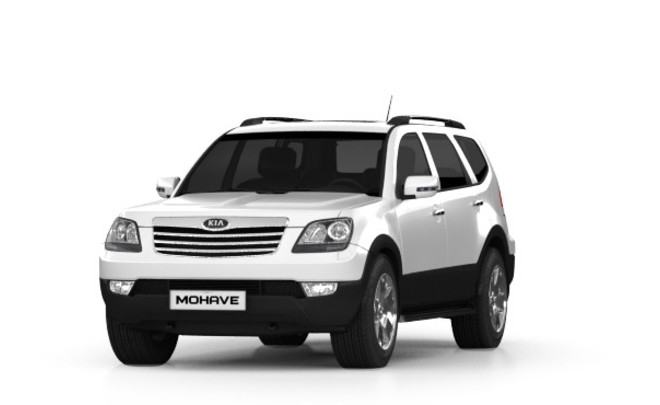 «Автотор» начал производство обновлённого Киа Mohave