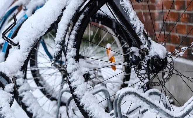 Администрации Казани нехватает 50 велосипедов для новейшей елки