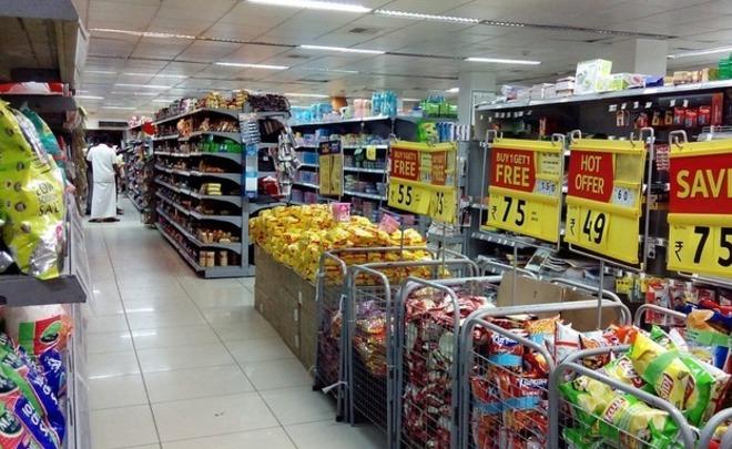 Летом Росстат зафиксировал рекордную дефляцию