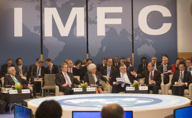 МВФ спрогнозировал рост ВВП РФ науровне 2%