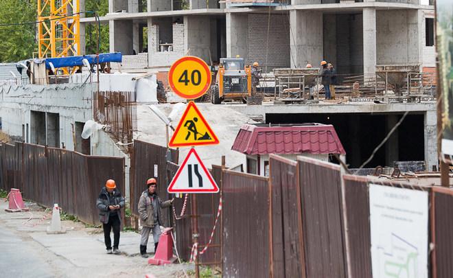Семь регионовРФ могут остаться без строительных СРО