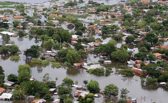 ВКолумбии сход селевого потока привел кмассовой погибели людей