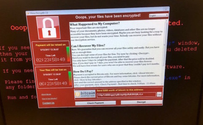 Массовая кибератака задела  300 тыс.  компьютеров— Белый дом
