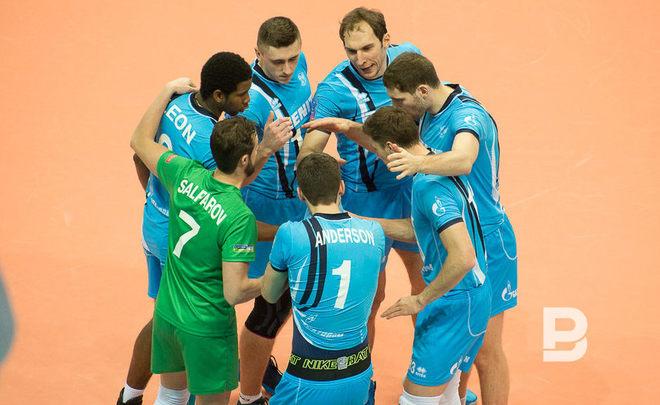 Казанский «Зенит» одержал победу Суперкубок Российской Федерации