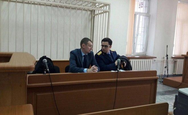 Арест руководителя ТФБ Роберта Мусина продлен до16июля
