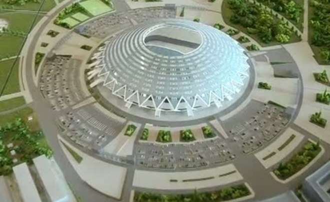 ПСО «Казань» оптимизирует проект стадиона вСамаре ксередине осени