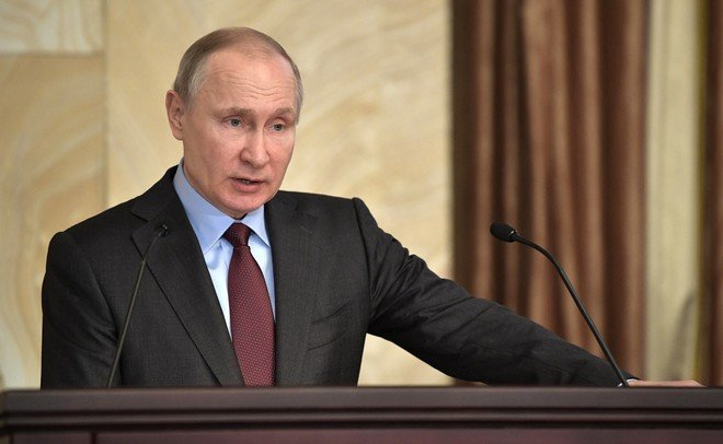 Рейтинг доверия Путину пошел наснижение после выборов