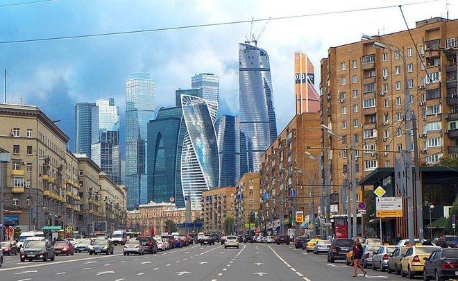 Российская Федерация уступила Молдавии иТаджикистану врейтинге финансовой свободы