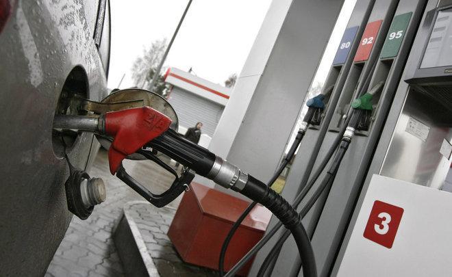 Цены набензин обгоняют инфляцию— Росстат