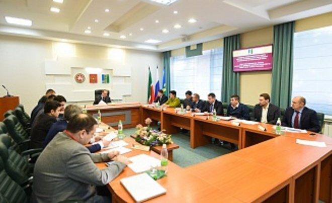 ВТОСЭР Нижнекамска вошли 5 резидентов собъемом вложений денег 3 млрд руб.