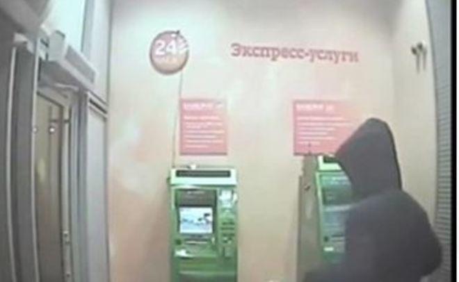 ВНижнекамске полицейские словили трижды пытавшегося взломать один итотже банкомат