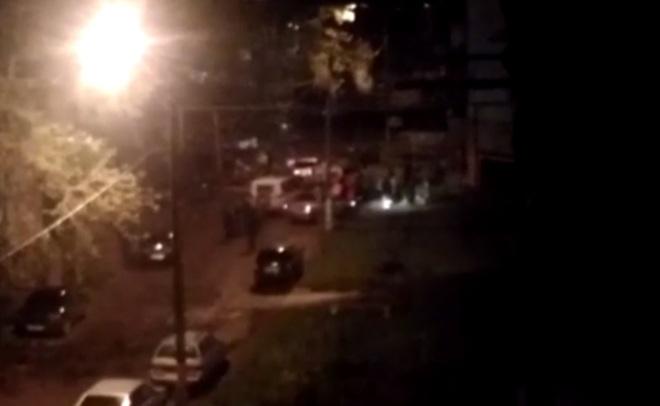 ВНижнекамске устроили самосуд над водителем сбившем женщину