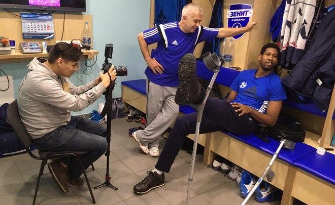 Брызгалов: Волейболист «Зенита» Леон выбыл из-за травмы приблизительно надве недели