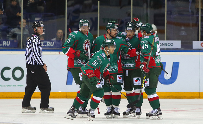 «Сибирь» вовертайме вырвала победу у«АкБарса»