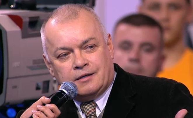 Ведущий передачи «Вести недели» Дмитрий Киселев отверг обвинения в«трампомании»