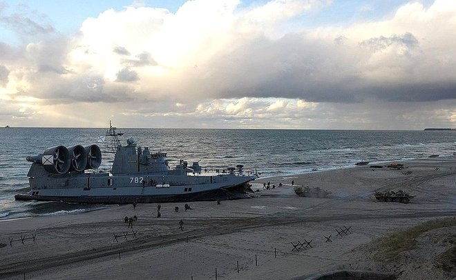 Самолёты НАТО, США иШвеции провели разведку вблизи границ Калининградской области