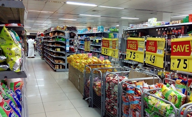 Росстат: Дефляция осенью составила 0,1%