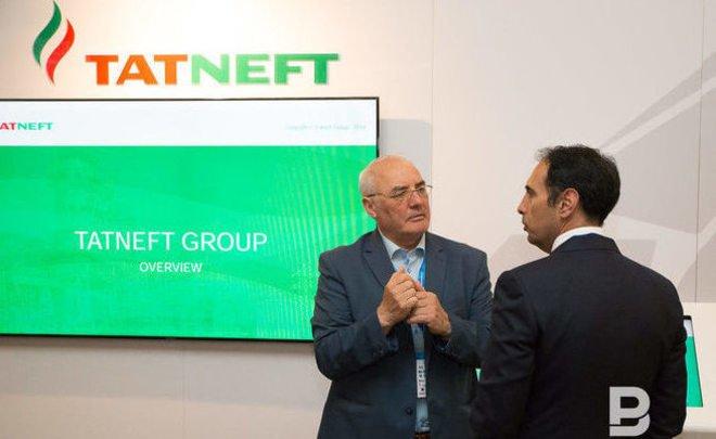 Татнефть планирует добыть 28,7 млн тнефти в18г