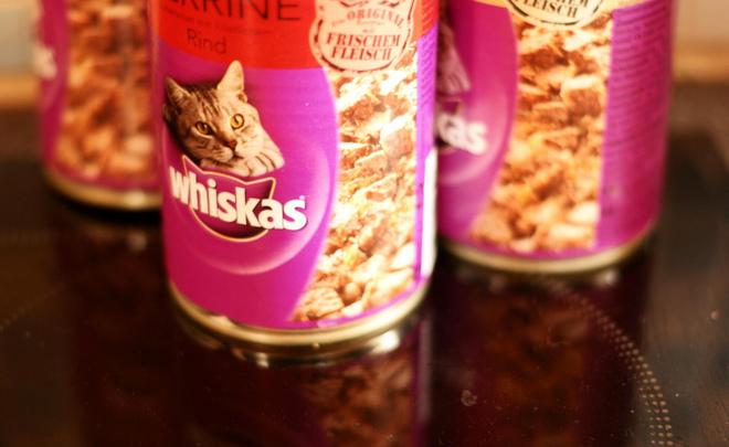 Mars проинформировал о дефиците в Российской Федерации ингредиентов для Whiskas иPedigree