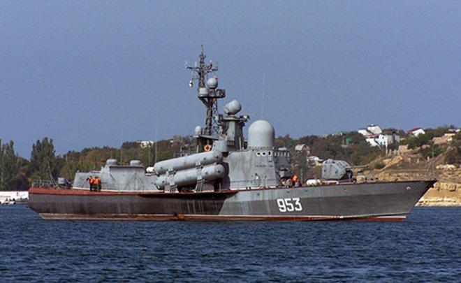 Ракетный катер Черноморского флота обрёл имя «Набережные Челны»