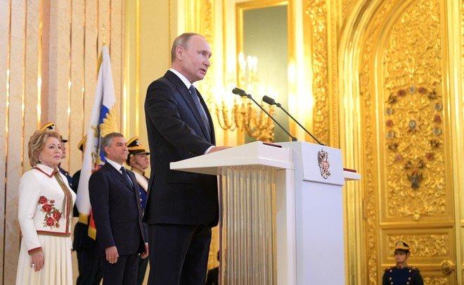 Путин обещал армии ифлоту масштабное переоснащение