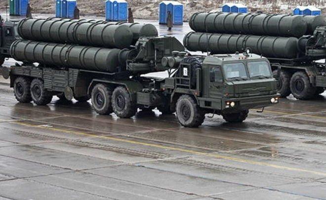 Турция купила русские зенитно-ракетные комплексы С-400