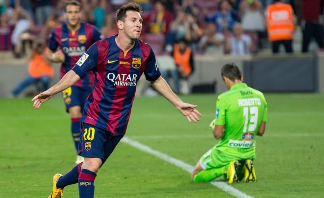 Доконца января «Барселона» предложит Месси новый договор