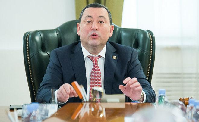 Марат Муратов назначен первым заместителем Аппарата президента Татарстана