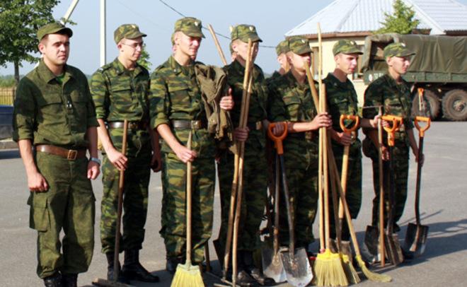 Осенью вВооруженные силыРФ будут призваны 152 тыс. человек