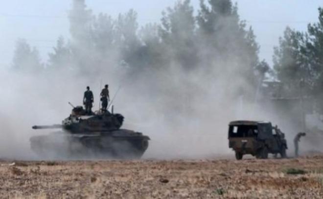 МИД Сирии назвал операцию Турции вДжараблусе несоблюдением суверенитета
