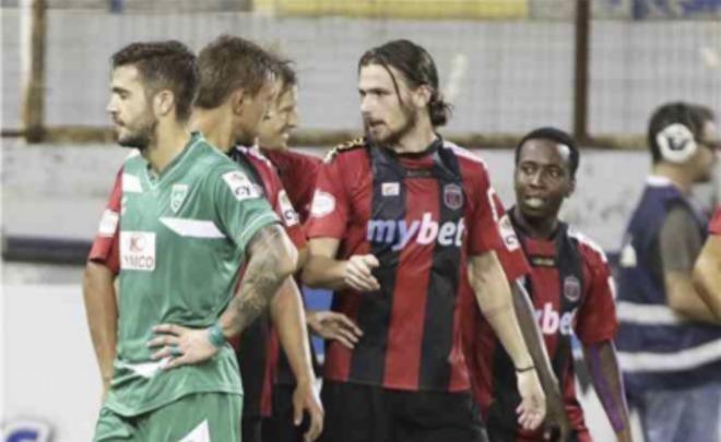 УЕФА проинформировал одоговорном матче вчемпионате Кипра пофутболу