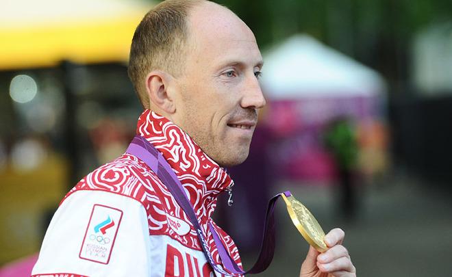 Ходок Таллент получит золотую медаль, которой лишили Кирдяпкина
