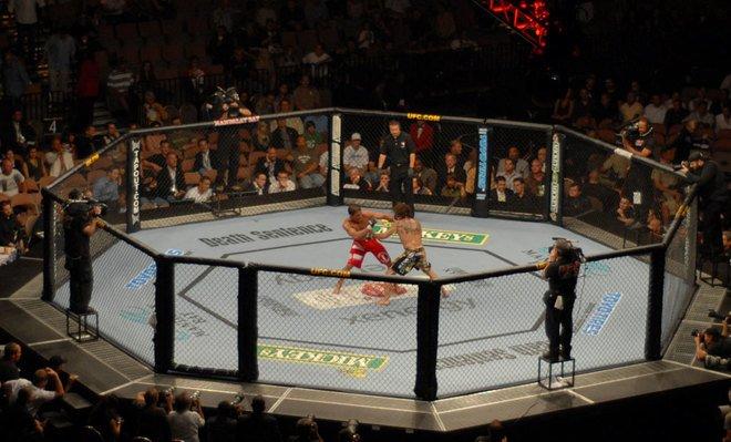 Первое в РФ  бойцовское шоу UFC может пройти в«Олимпийском» всередине сентября