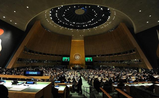 Уполномоченный Российской Федерации избран вКомиссию интернационального права ООН