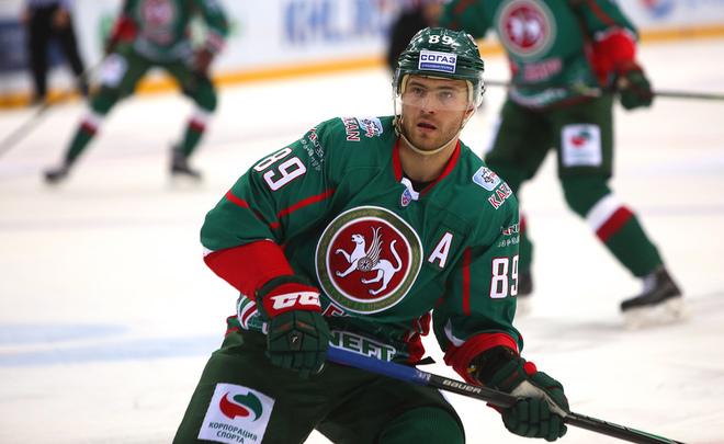 «АкБарс» вМинске сыграет завершающий матч регулярки КХЛ