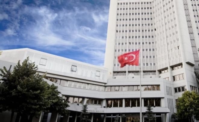МИД Турции: поездки вСША могут быть небезопасными из-за протестов