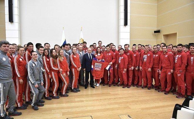 Российская Федерация сохранила 20-е место вмедальном зачёте Игр вПхёнчхане