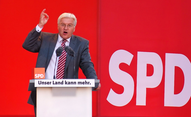 Избран председатель нового Бундестага
