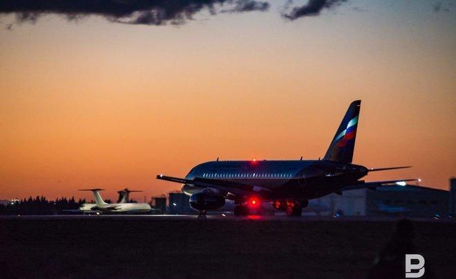 Авиакомпании могут быть разделены нагруппы поуровню долга