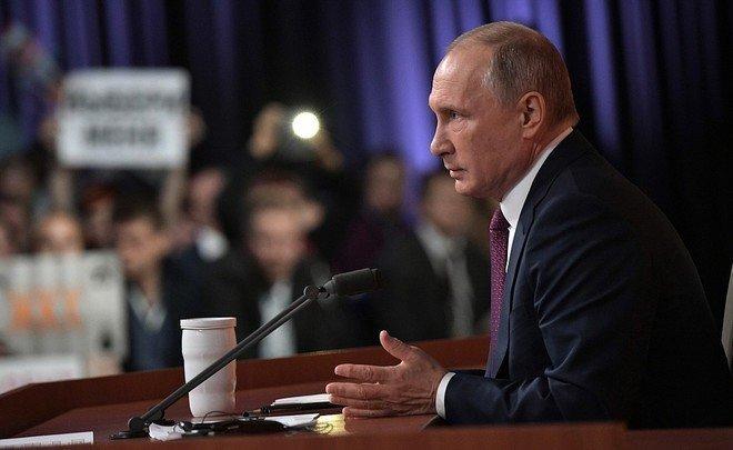 Путин: работники ФСБ переигрывают заграничные спецслужбы