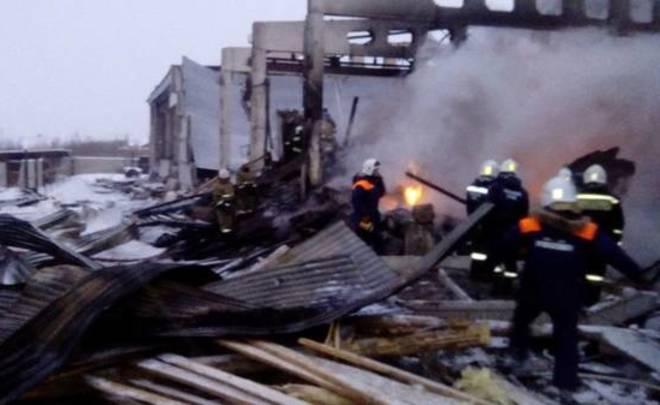 Напожарище вНижнекамске найдены еще два трупа