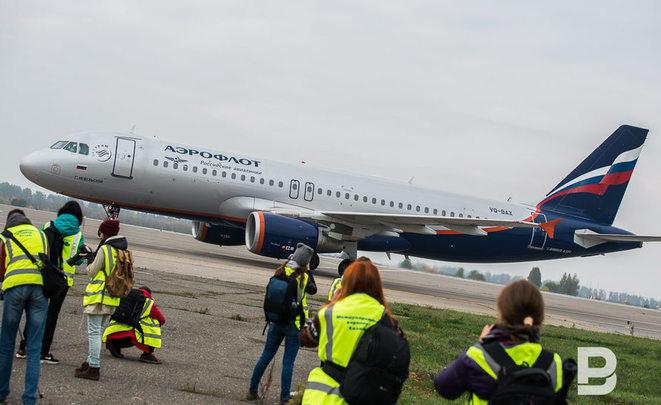 Арбитраж Петербурга принял иск «Аэрофлота» к«Трансаэро»