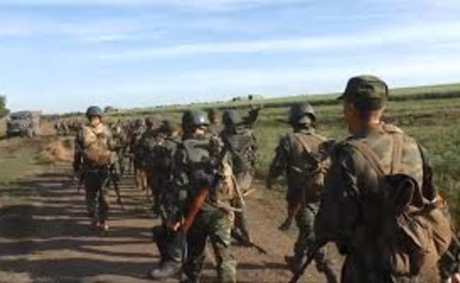 Украинских бойцов обстреляли 21 раз